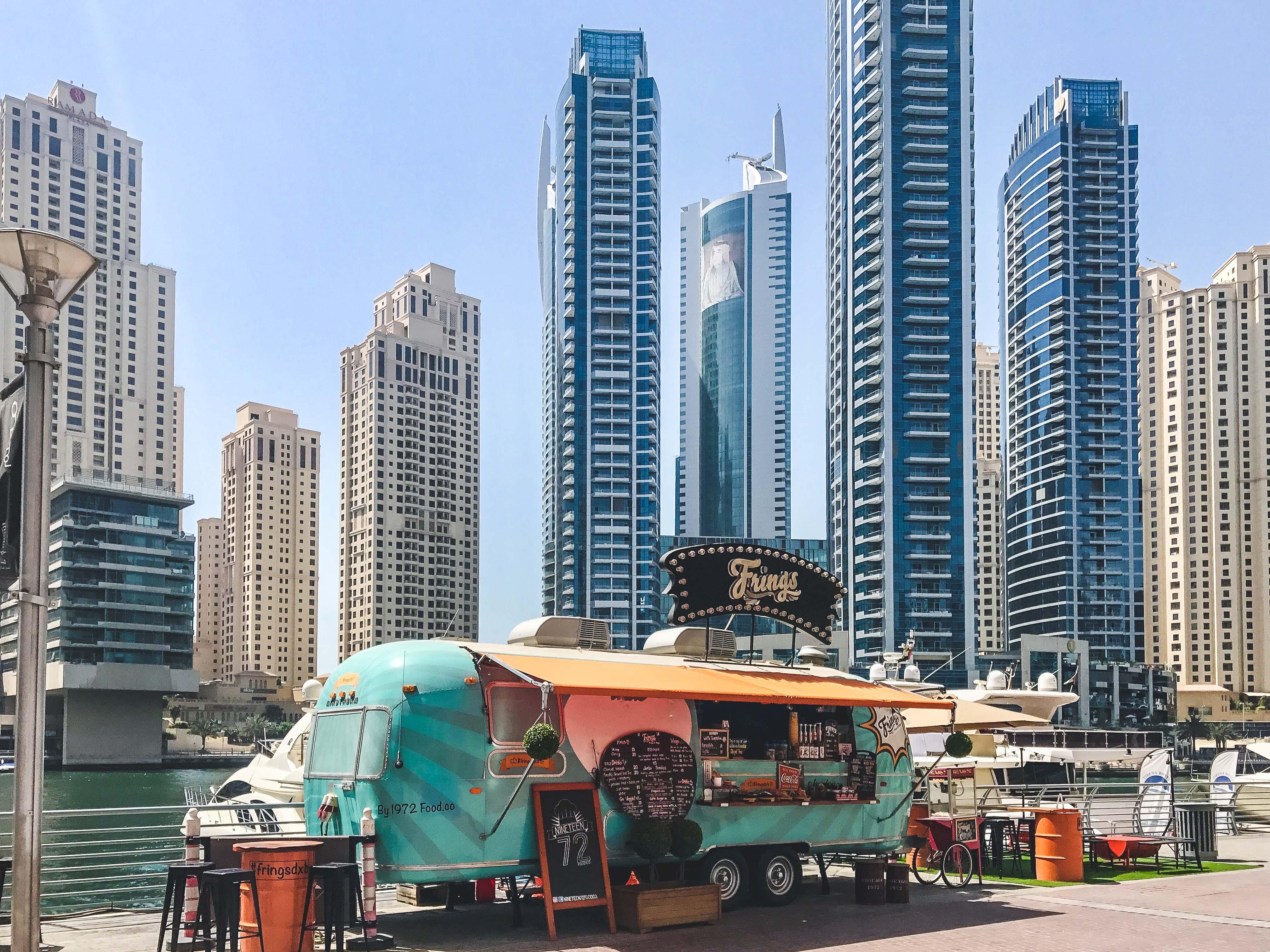 Vegan in Dubai: glitzerndes Paradies